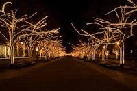 Подключение освещения зданий в Дзержинске
