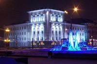 освещение фасадов в Дзержинске