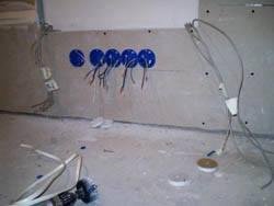 Электромонтажные работы в квартирах новостройках в Дзержинске. Электромонтаж компанией Русский электрик
